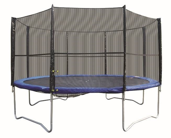 Recalled Super Jumper 14-foot Trampoline combo