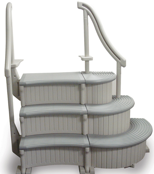 Recalled Confer Plastics pool step system (model CCX-ADD)