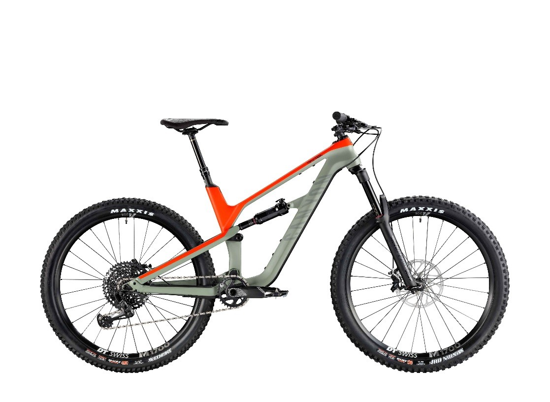 Spectral 8.0  (gray/orange)
