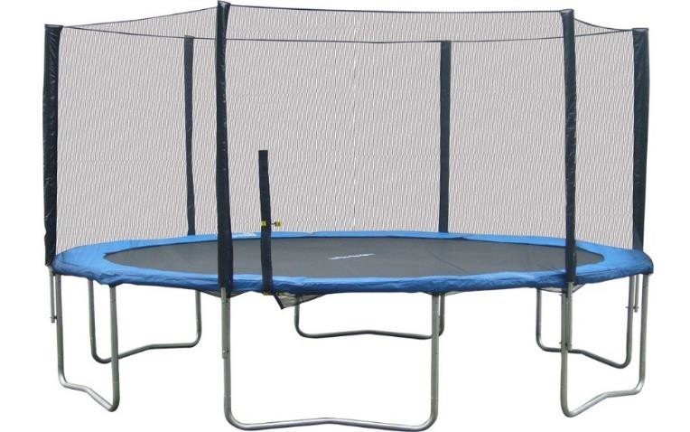 Recalled Super Jumper 16-foot Trampoline combo