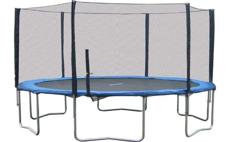 Recalled Super Jumper 16-foot Trampoline combo