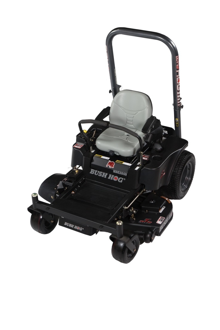 Bush Hog Recalls Riding Lawn Mowers Due To Laceration