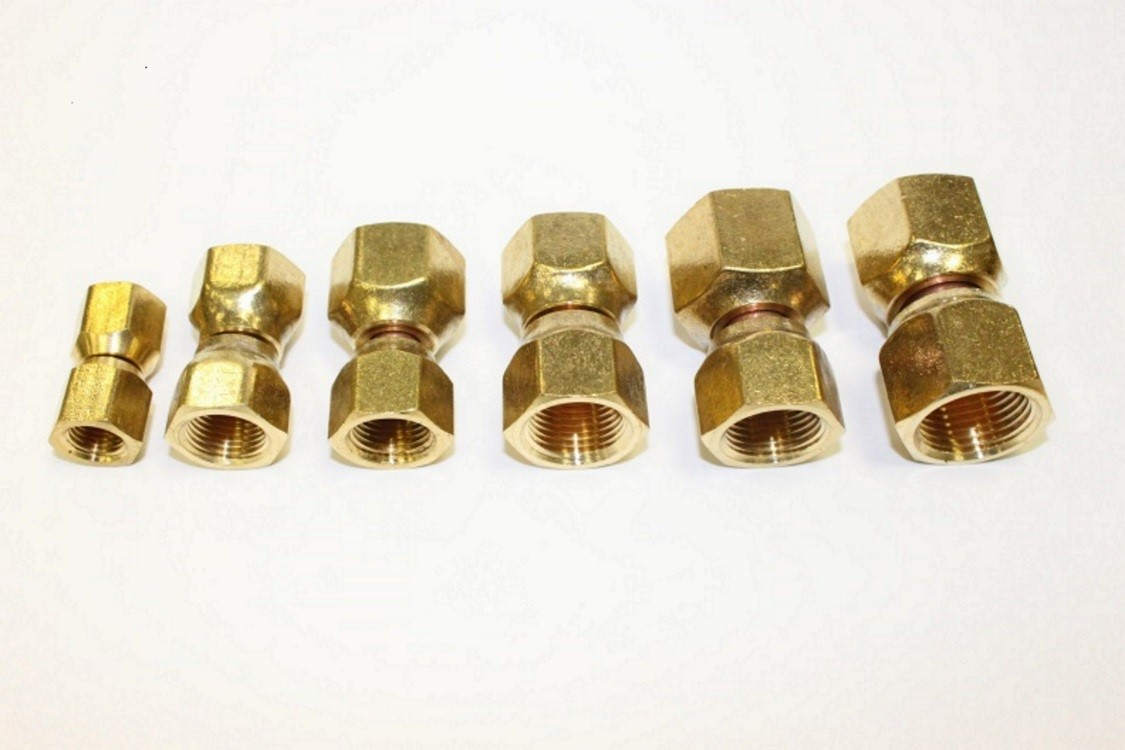 Recalled ProPlus Brass Flare Swivel Fittings (in multiple sizes)