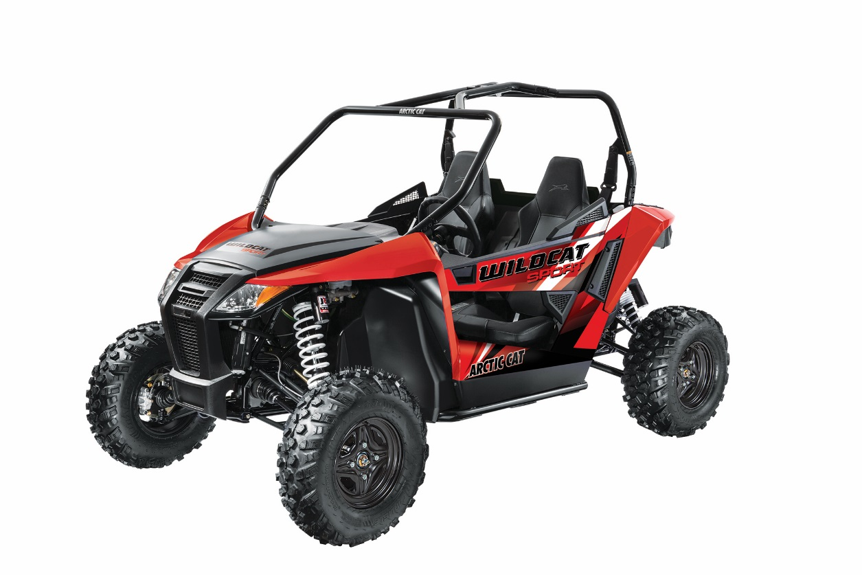 Arctic Cat Recreational Off-Highway Vehicles Recalled by