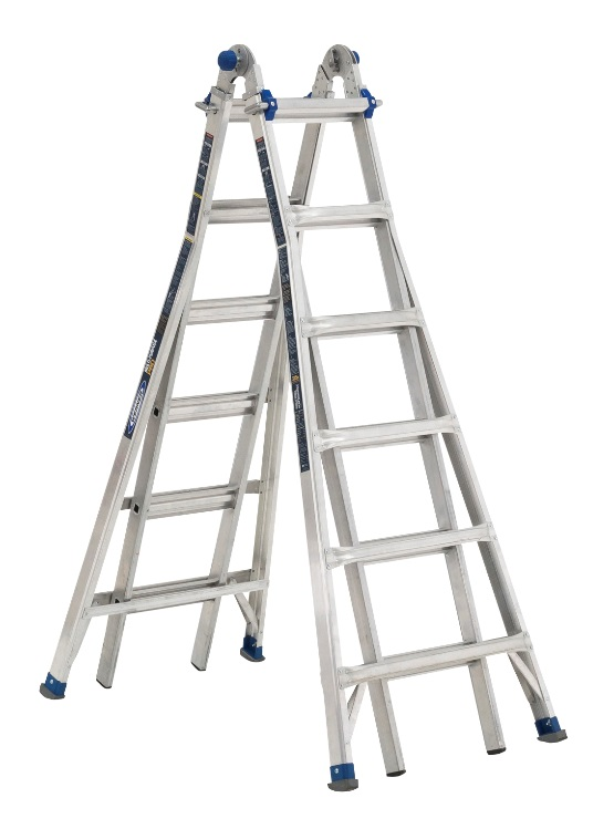 Werner Recalls Aluminum Ladders Due to Fall Hazard | CPSC gov
