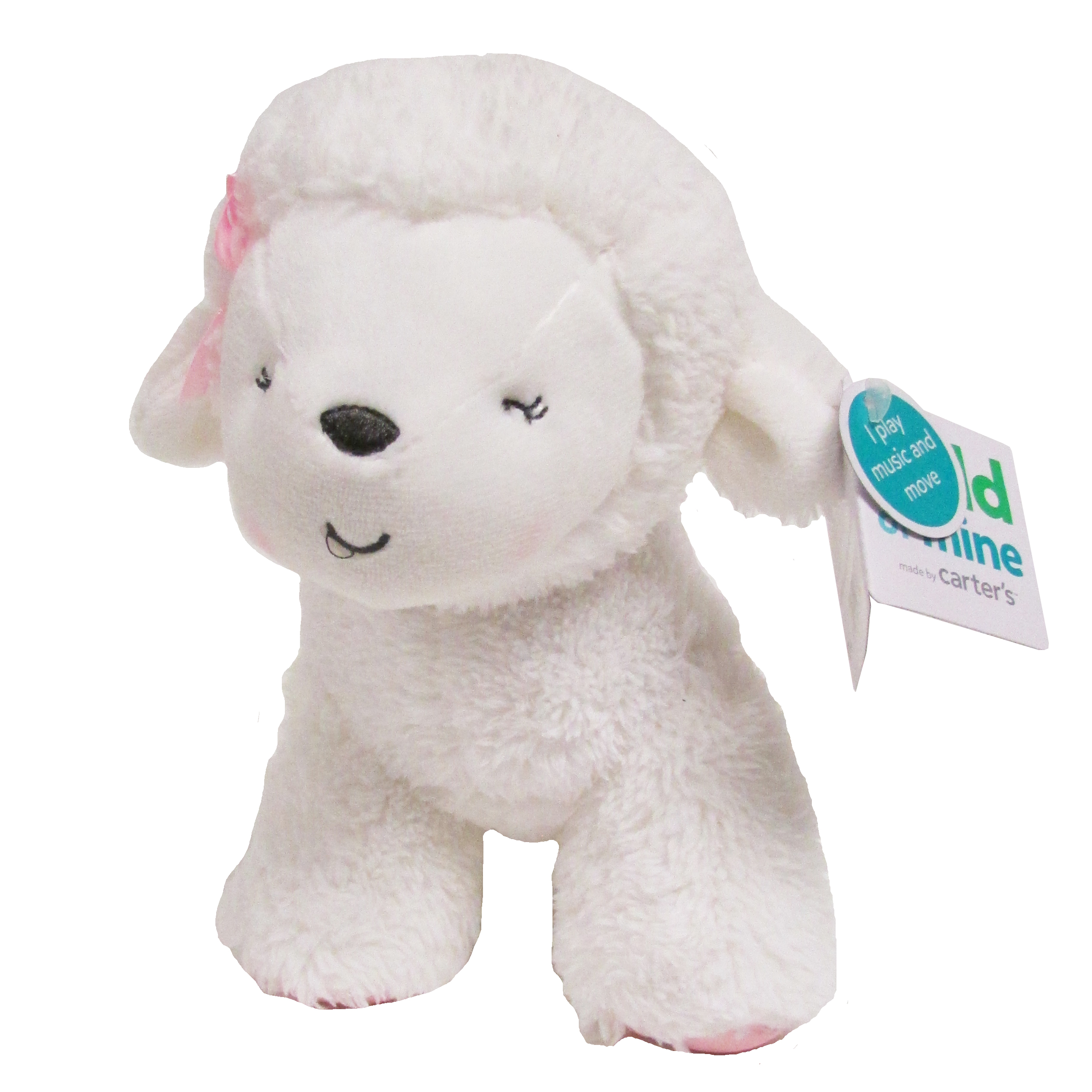 Child of Mine Waggy Musical Lamb #62280