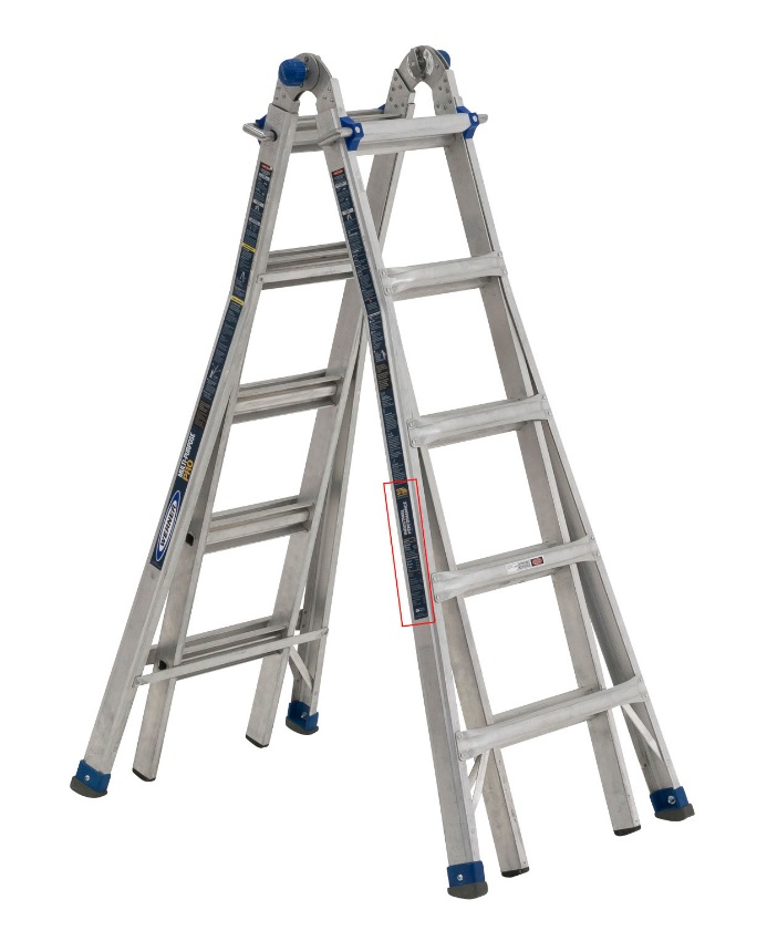 Werner Recalls Aluminum Ladders Due to Fall Hazard | CPSC.gov