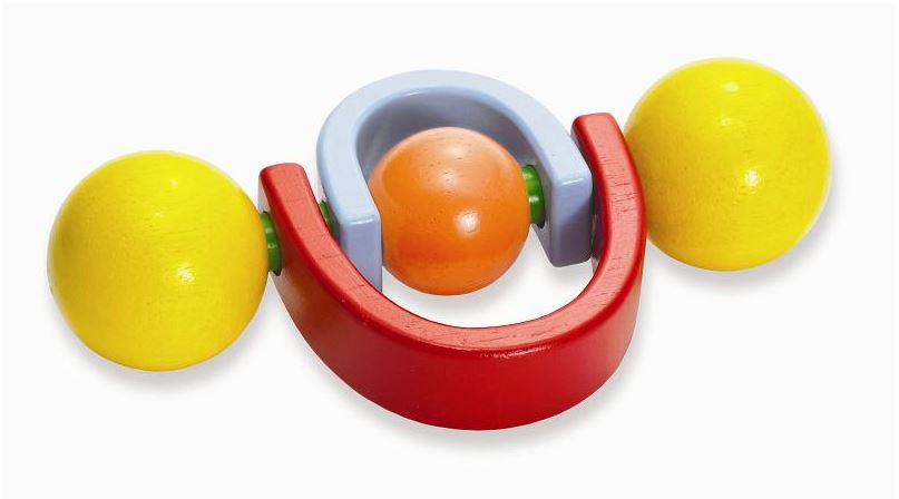 Picture of recalled rattle