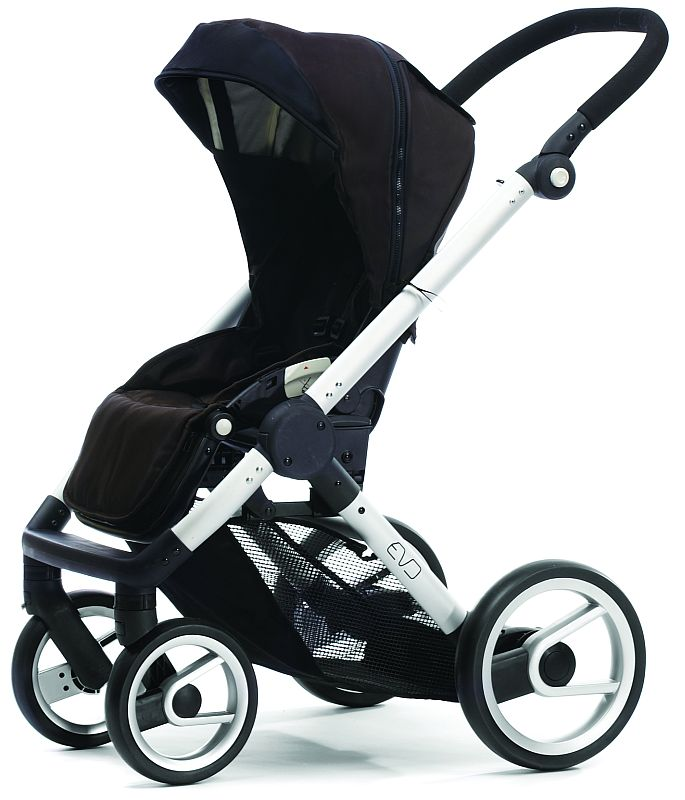 EVO stroller (brown)