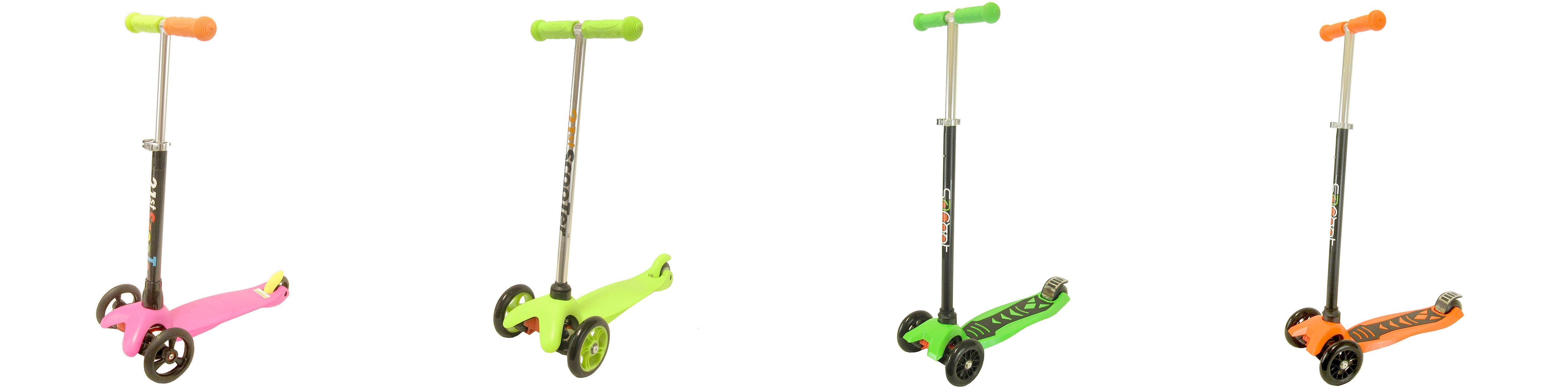 Recalled Scooters