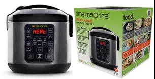 TIM3 MACHIN3, olla eléctrica de 20 tazas, modelo 3RC-3020S