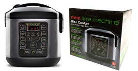 MINI TIM3 MACHIN3 8-cup cooker, model 3RC-3434