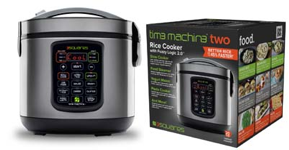 TIM3 MACHIN3 TWO 20-cup cooker, model 3RC-5020