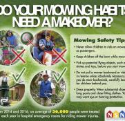 Avoid Mower Mishaps