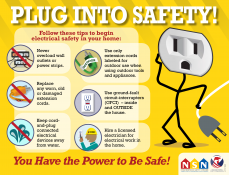 Plug Into Safety!