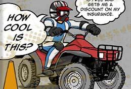 ATV Safety: Take a Safety Course