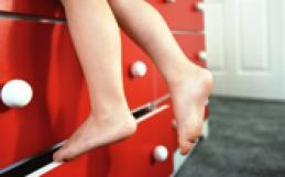 Cada año más de 22,000 niños menores de 8 años sufren lesiones