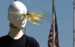 Fotos demostrativas de los peligros con los fuegos artificiales