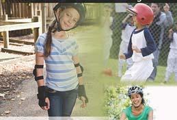 Helmets: Play Safe