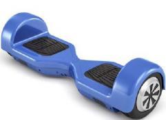 Hoverboard Safety Alert