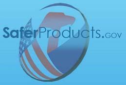 Log on to SaferProducts.gov
