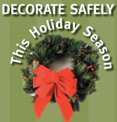 Decorate Safely This Holiday Season