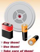 Smoke Detectors Can Save Your Life