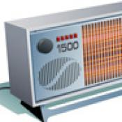 Portable Electric Heater Safety Alert