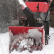 Snow Thrower Safety