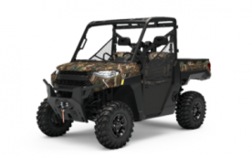 Polaris Recalls Ranger and General Utility Vehicles Due to Crash Hazard (Recall Alert)