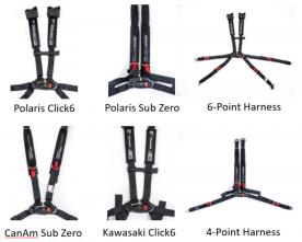 IMMI Recalls Harnesses Made for Polaris, Can-Am, and Kawasaki UTVs Due to Injury Hazard