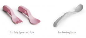 Eco Baby Spoons and Forks, Eco Feeding Spoons, and Eco Placemat Feeding Sets Recalled Due to Choking Hazard; Made by Herobility