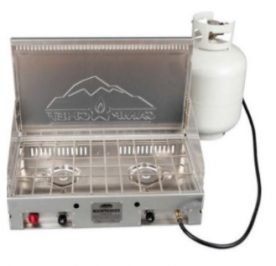 Camp Chef Recalls Portable Gas Stoves Due to Fire Hazard