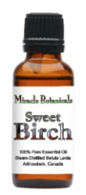 Miracle Botanicals Recalls Wintergreen and Birch Essential Oils Due to Failure to Meet Child Resistant Packaging Requirement; Risk of Poisoning (Recall Alert)