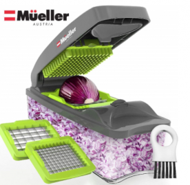 Mueller Austria Recalls Onion Choppers Due to Serious Laceration Hazard