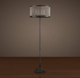 RH Recalls Riveted Mesh Floor Lamps Due to Fire Hazard (Recall Alert)