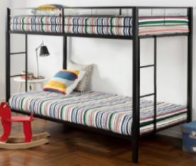 Zinus Recalls Bunk Beds Due Fall and Injury Hazards (Recall Alert)