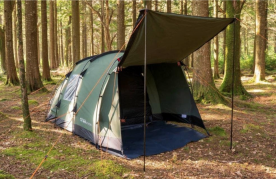 Thermo Tents Recalls Mór Series Tents Due to Fire Hazard; Tents are Mislabeled as Fire Retardant (Recall Alert)