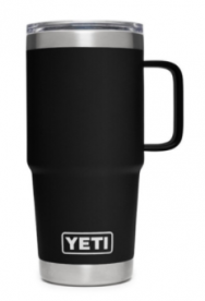 YETI Recalls Rambler Travel Mugs with Stronghold Lid Due to Injury and Burn Hazards