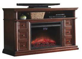 L G Sourcing Recalls to Repair Electric Fireplaces Due to Fire Hazard; Sold Exclusively at Lowe's Stores