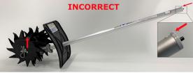 STIHL Recalls to Repair Mini-Cultivator Attachments Due to Laceration Hazard