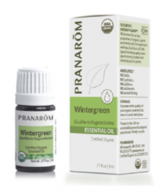 Pranarom Recalls Wintergreen Essential Oils Due to Failure to Meet Child Resistant Packaging Requirements; Risk of Poisoning