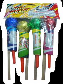Miller Fireworks Recalls Fireworks Due to Violation of Federal Standard; Explosion and Burn Hazards