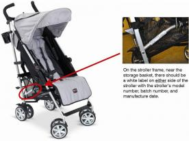 Britax Recalls B-Nimble Strollers Due to Risk of Brake Failure