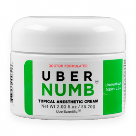 UberScientific Recalls Topical Anesthetic Due to Failure to Meet Child Resistant Closure Requirement; Risk of Poisoning