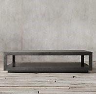 RH Recalls Metal-Wrapped Coffee Tables Due to Risk of Lead Exposure (Recall Alert)