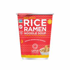 Lotus Foods Recalls Ramen Noodle Soup Cups Due to Fire and Burn Hazards