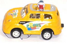 Recalled TDI International high speed pull back toy car