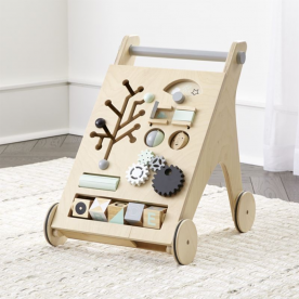 Crate and Barrel Recalls Push Walkers Due to Choking and Laceration Hazards