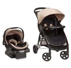 The recalled Step and Go Travel System by Safety 1st